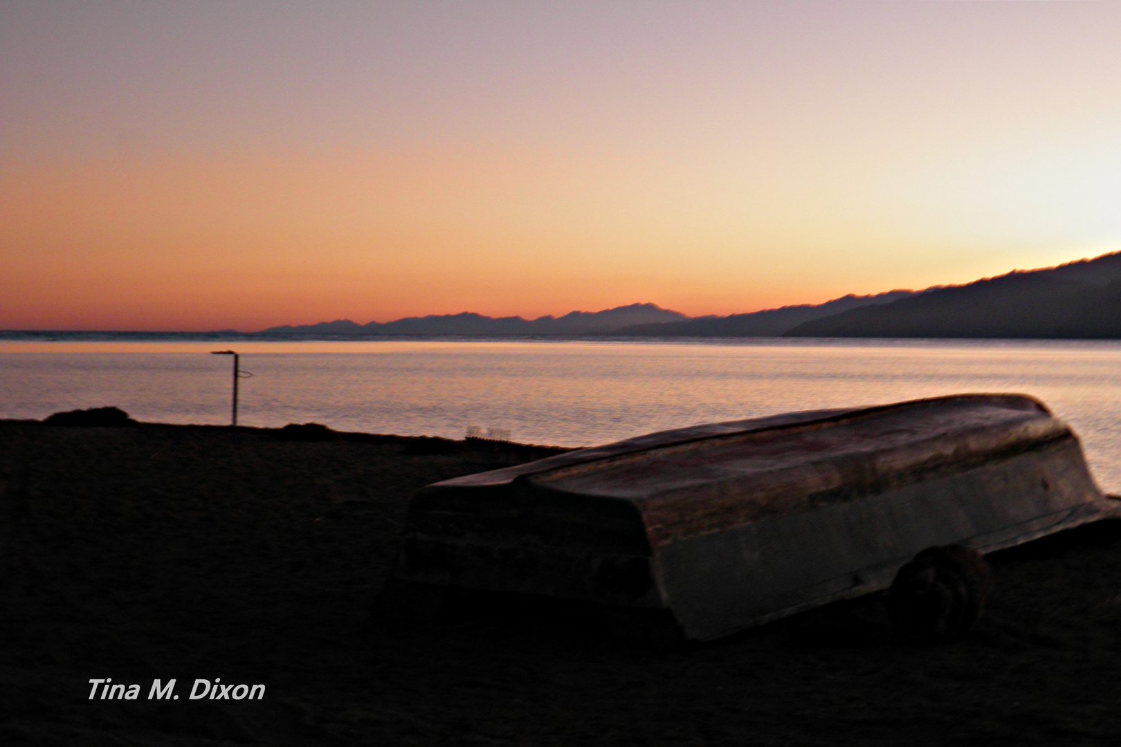 Sunsettime at Lagoona