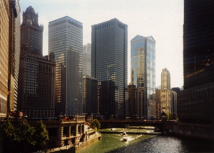 Sunshine in the Windy City