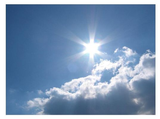 """"""""""" sunshiney day """""""""""