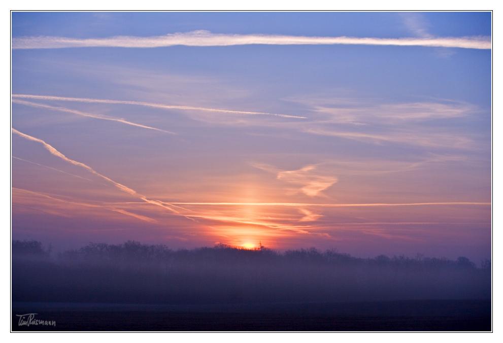 sunup in hessen