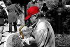 suonatore di sax