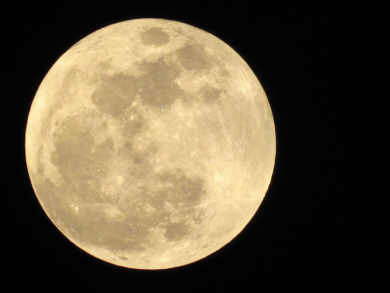 Super Luna de Mayo