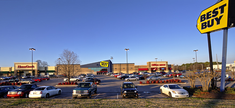 Super Markets, Malls, and Shopping Centers: Best Buy