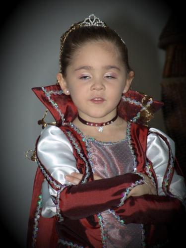 superbia: auch eine Prinzessin...