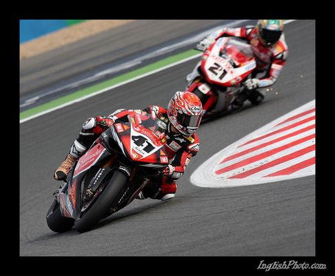Superbike '08 Magny Cours