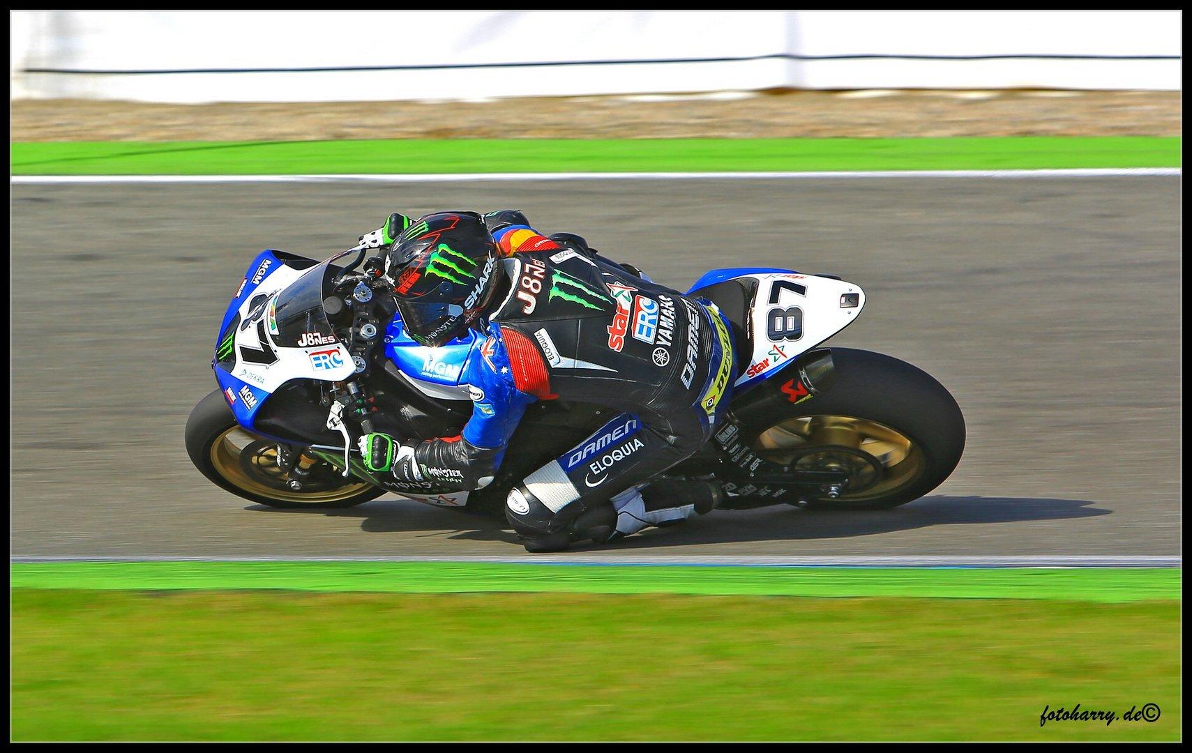 Superbike IDM # 87