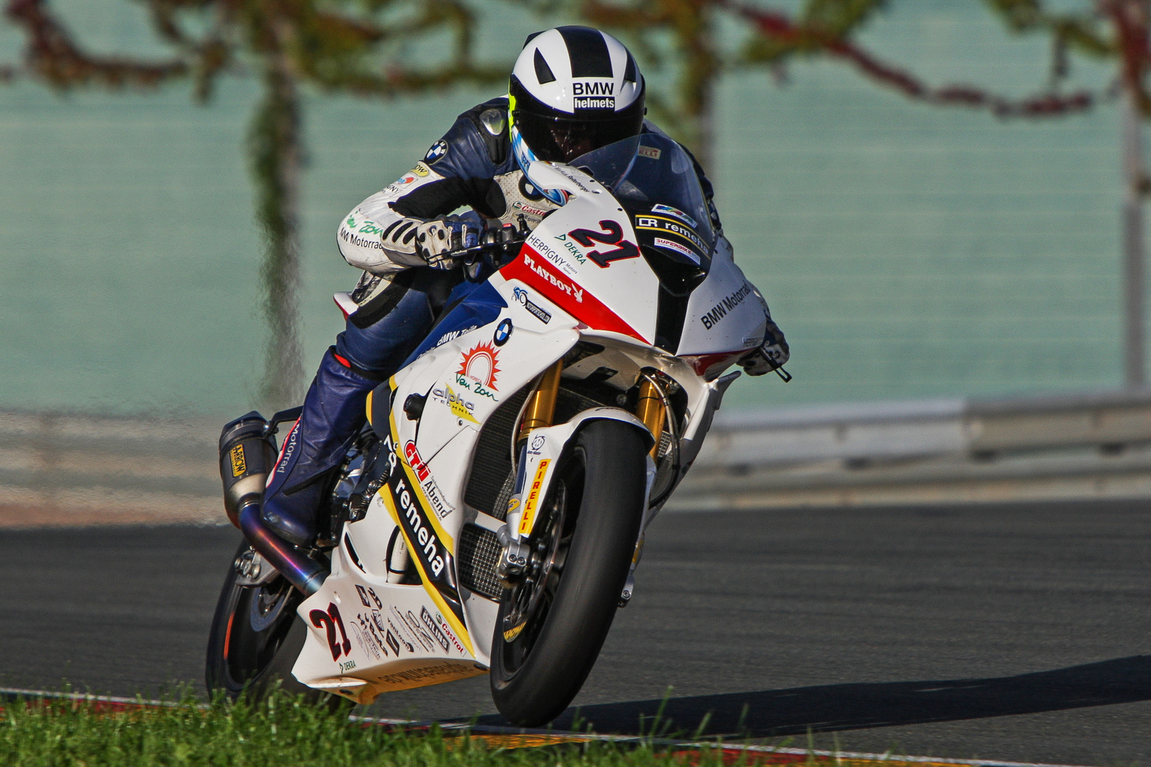 Superbike IDM Sachsenring 2013