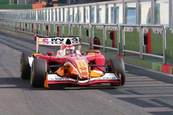 Superleague Formula A.S. Roma