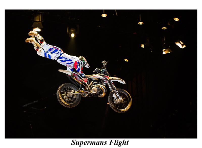 Supermans Flight
