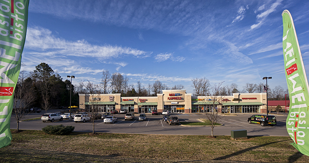Supermarkets, Malls, and Shopping Centers: Waddell Plaza