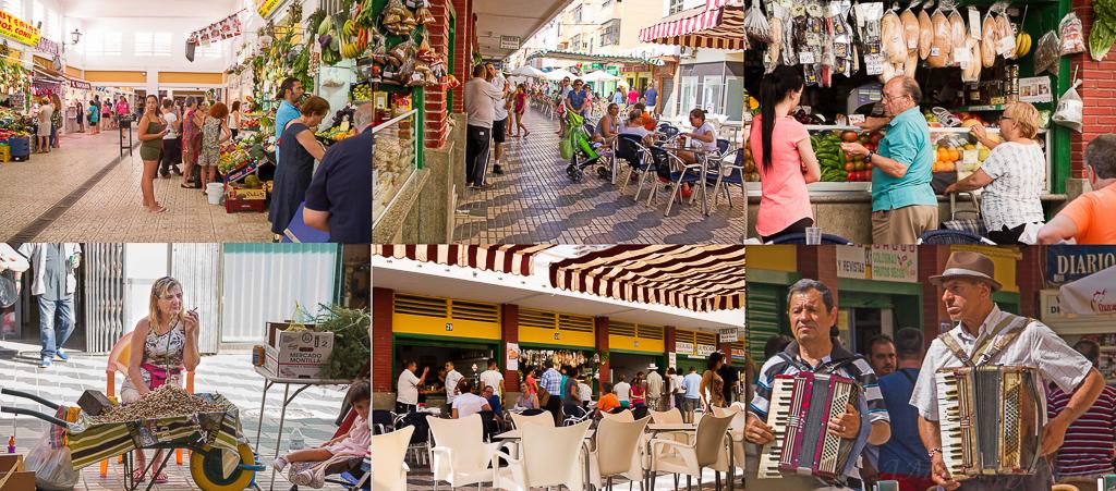 Supermarkt auf andalusisch