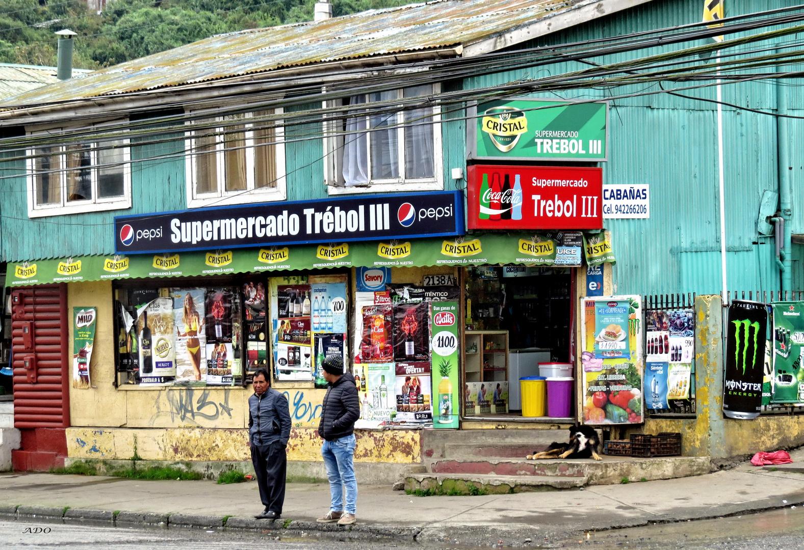 Supermercado Trebol III