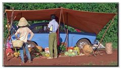 supermercato africano....