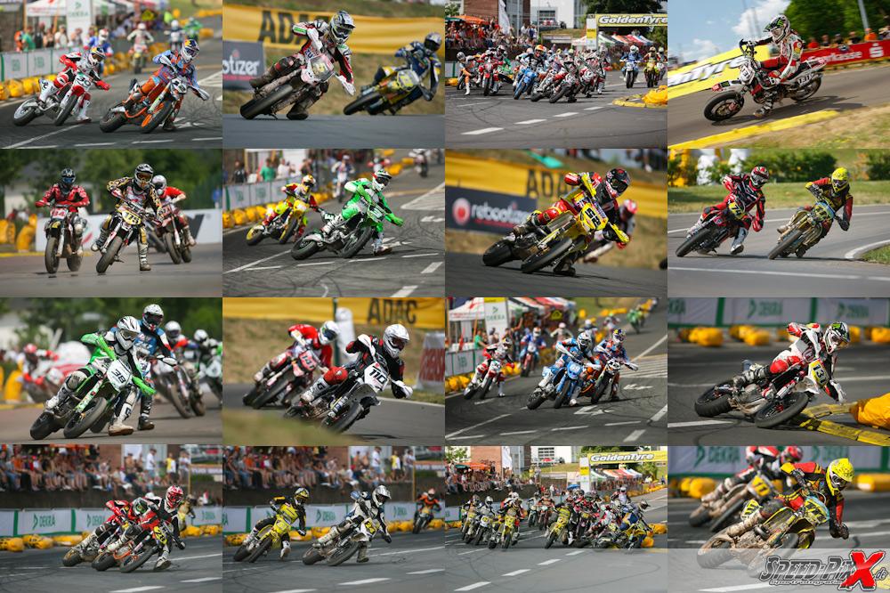 [...Supermoto GP 2010 St. Wendel...]