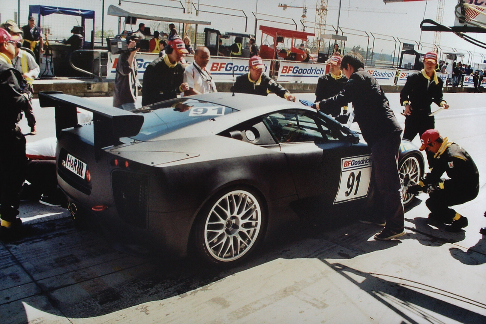 Supersportwagen Lexus...