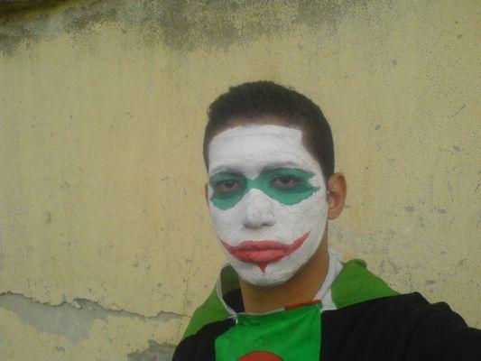 supporter algérien