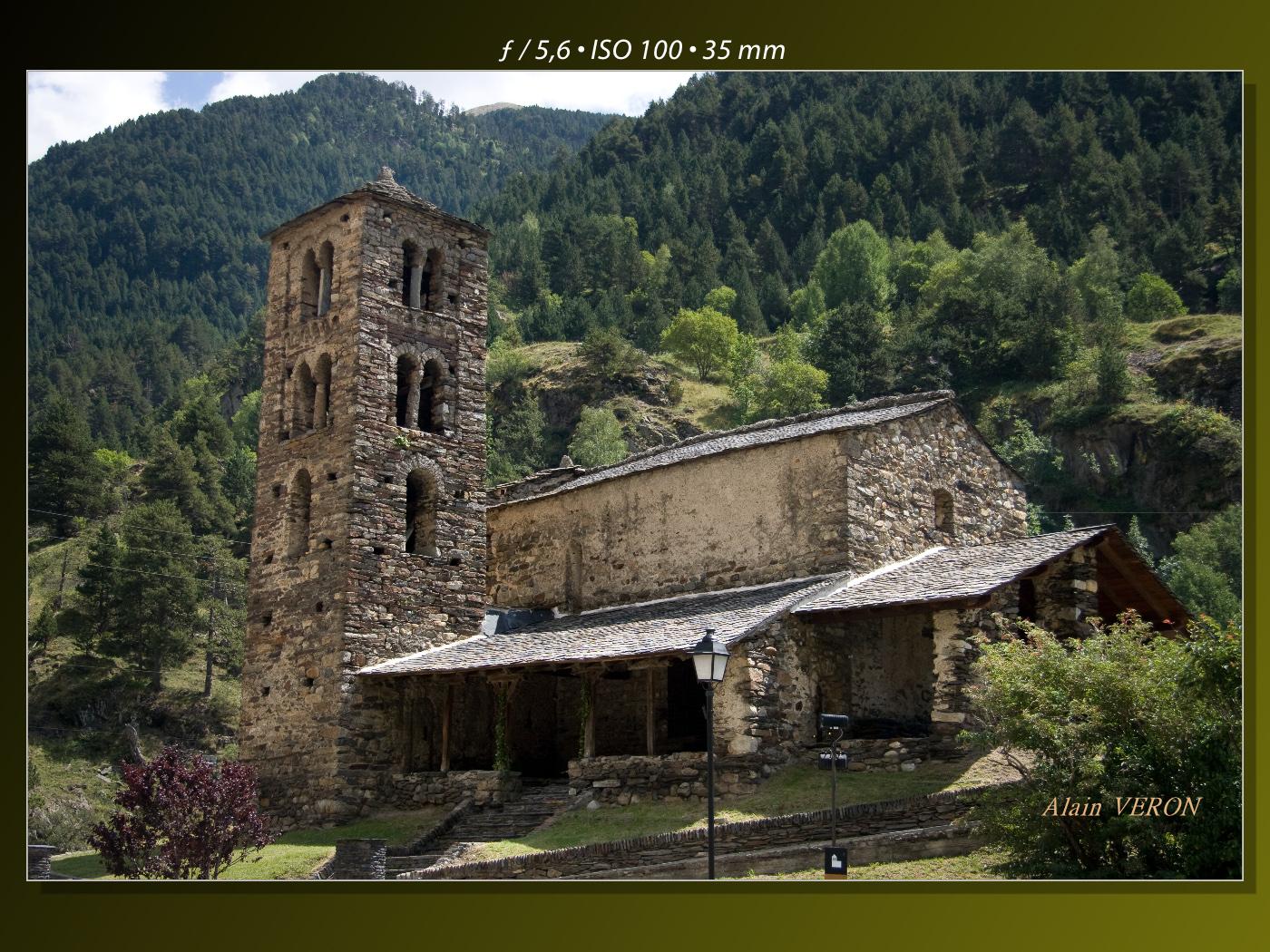 Sur la montagne.......... Andorre