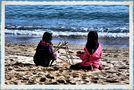 Sur la plage abandonnée... von JeanPierre