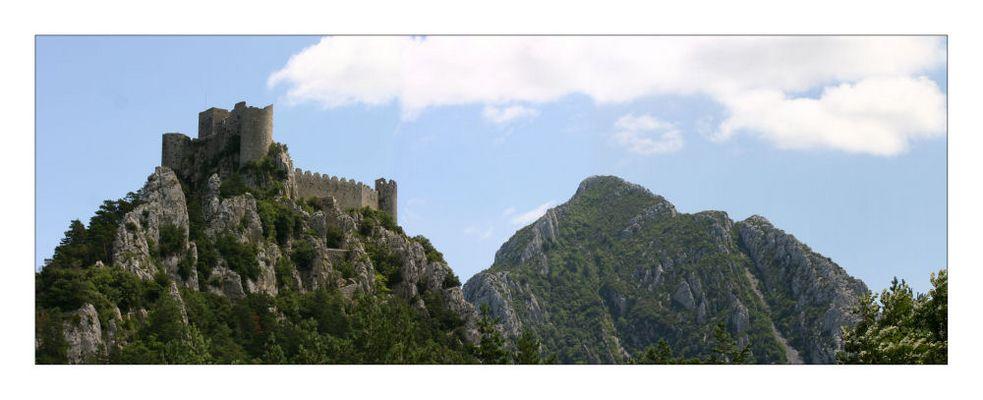 Sur la route des Cathares