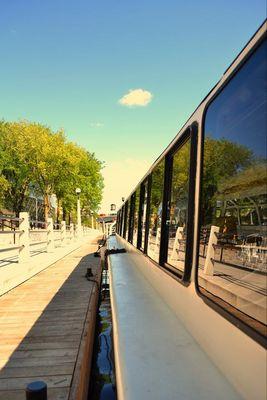 Sur le canal Rideau