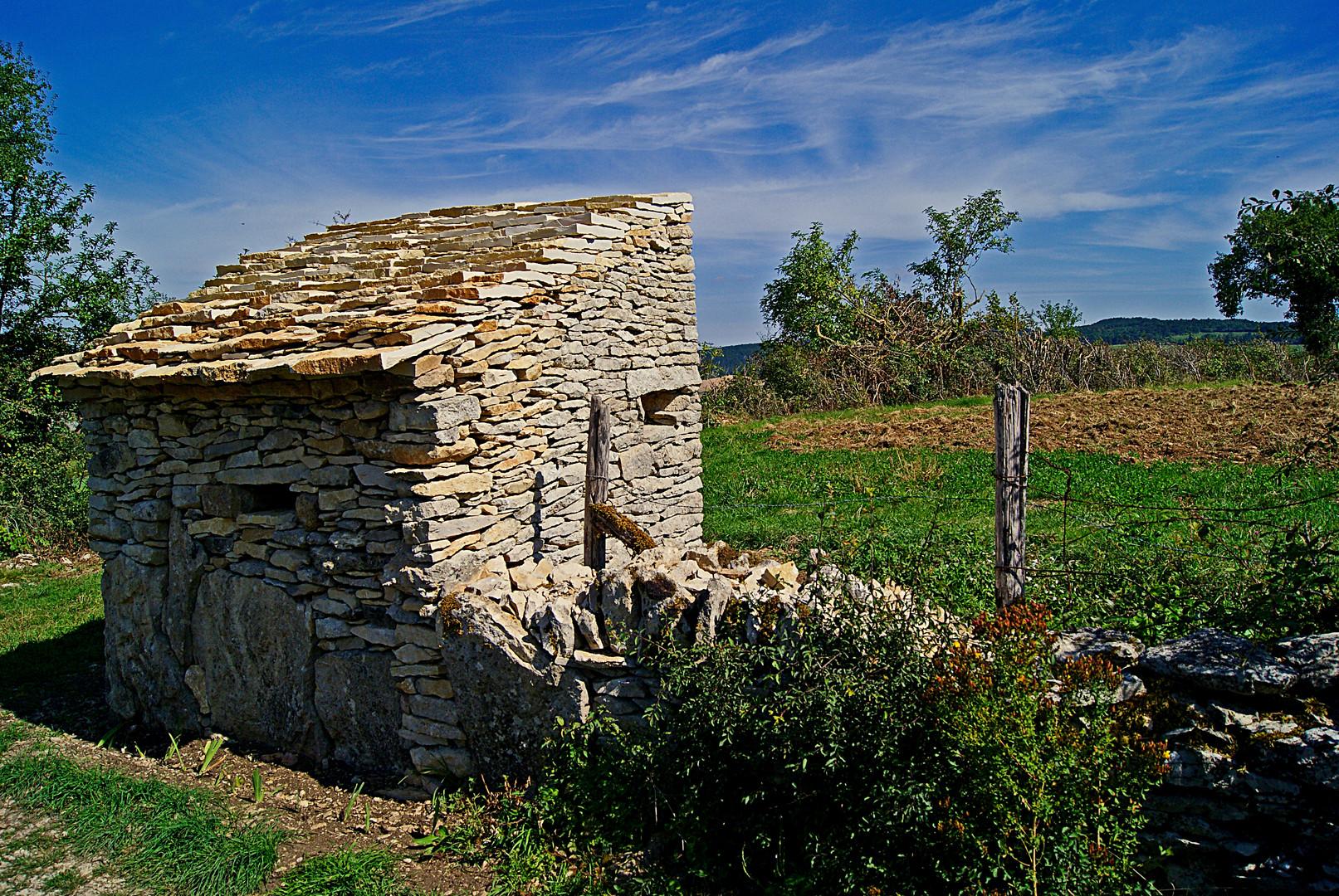 sur le chemin de Vezelay