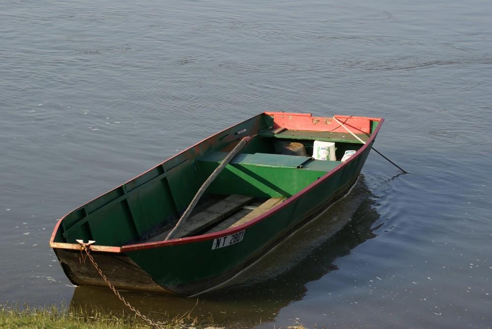 sur les bords de Loire