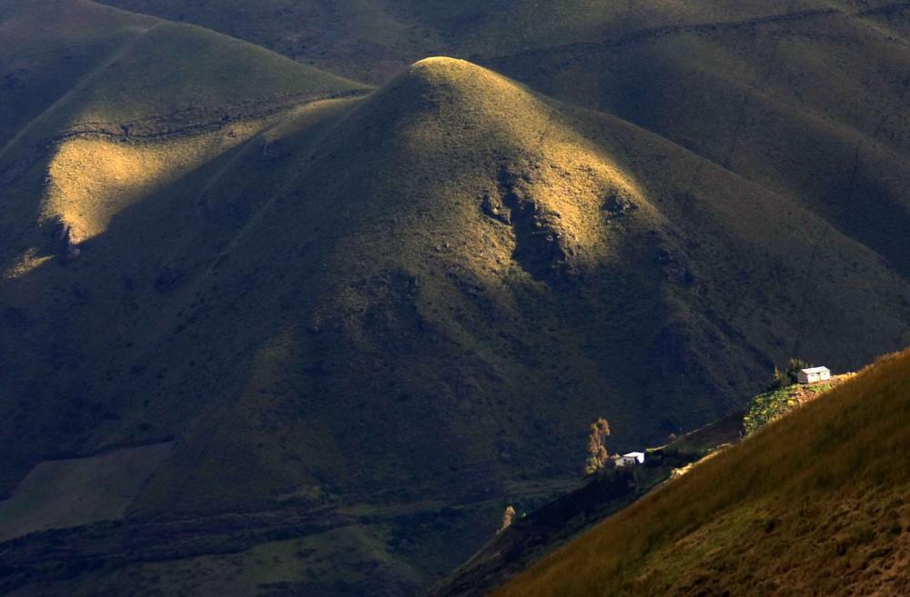 Sur les hauts plateaux équatoriens 4