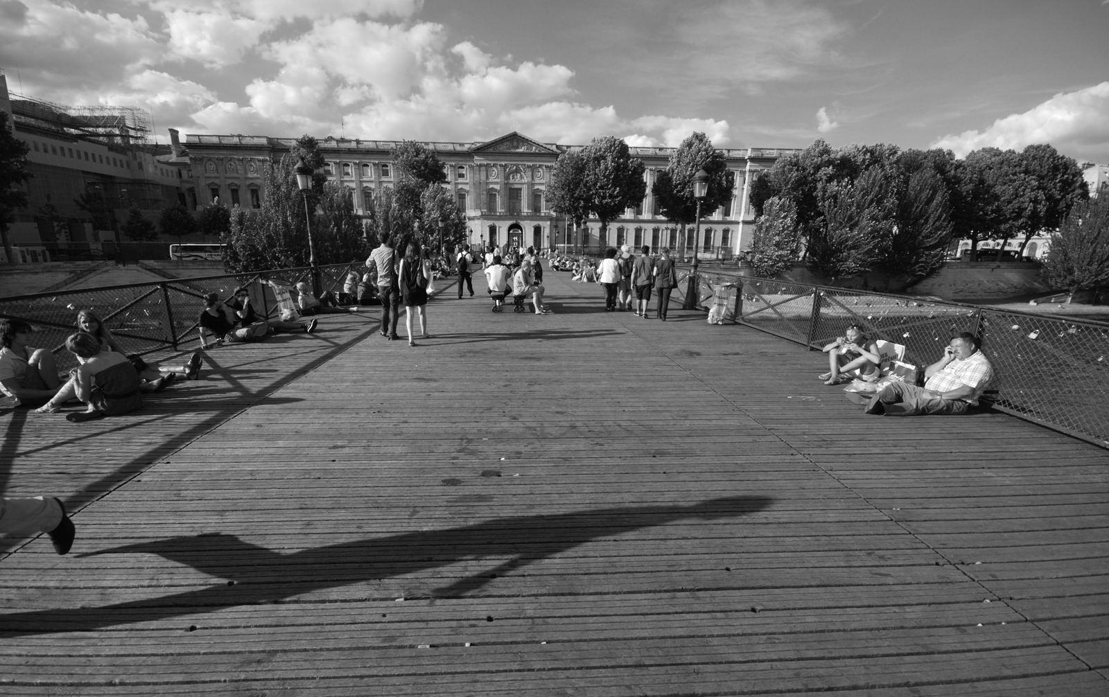 Sur les traces de Willy RONIS à Paris