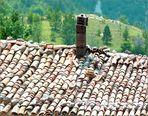 *sur un toit Bas Alpin*