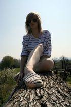 Sur un tronc de Turgon