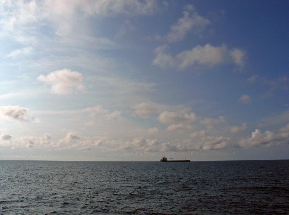 Surcando el Golfo de México