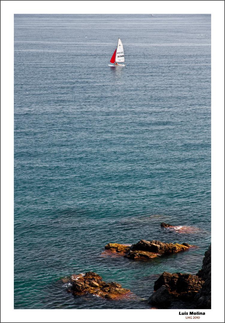 Surcando el Mar