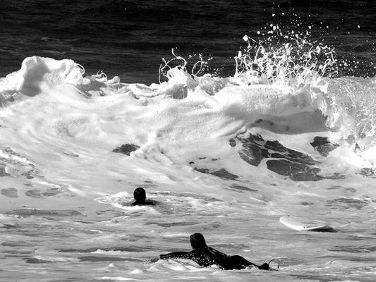 Surf à Moguériec