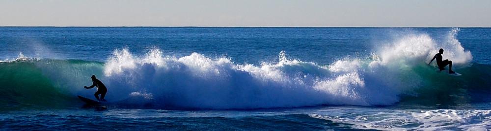 Surf a Varazze - Liguria