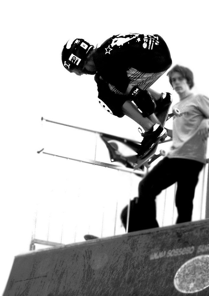 Surf and Skate Contest 2007