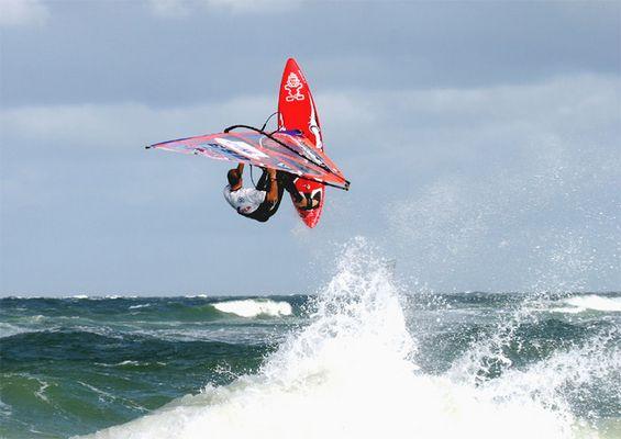 Surf Cup vor Sylt