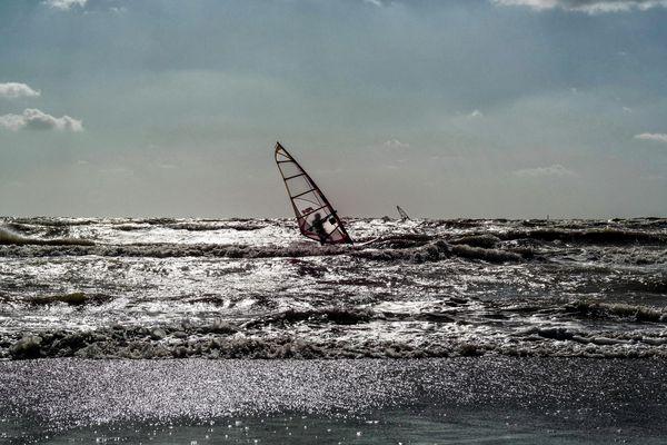 Surf e mareggiata