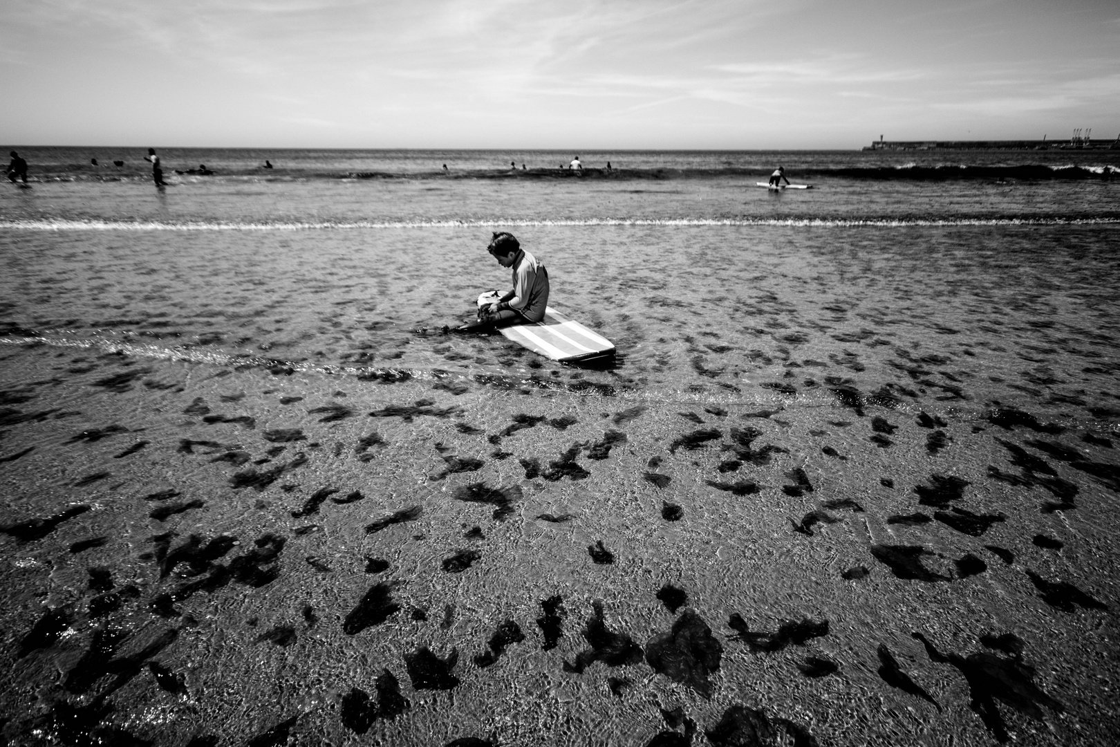 Surf loneliness