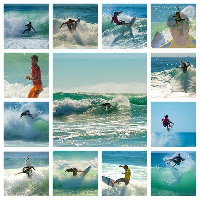 surf montage