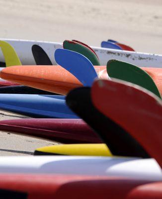 Surf ohne Turf