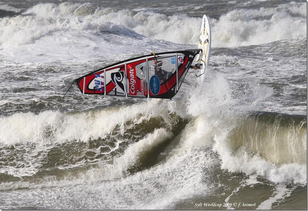 Surf worldcup Sylt 2009 (heute)