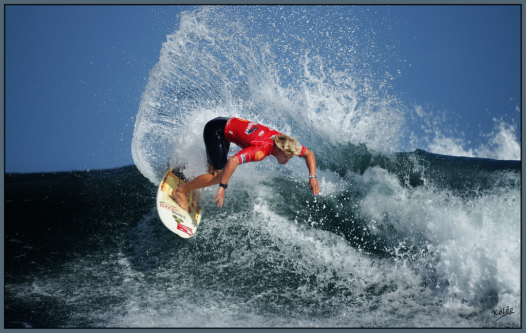 Surf Zarautz III