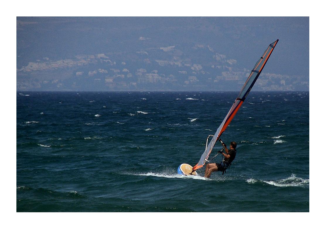 Surfen an der Costa Brava