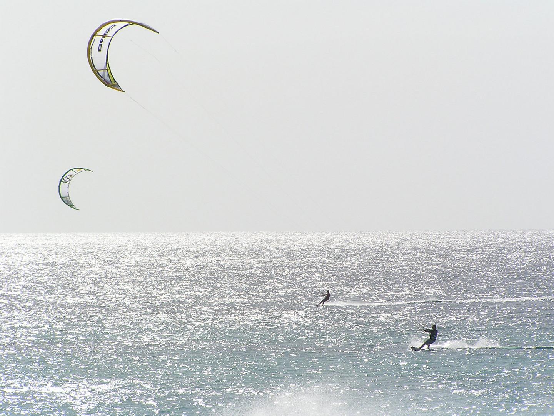 Surfen auf den Kapverden