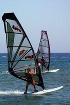 Surferparadies Prassonissi