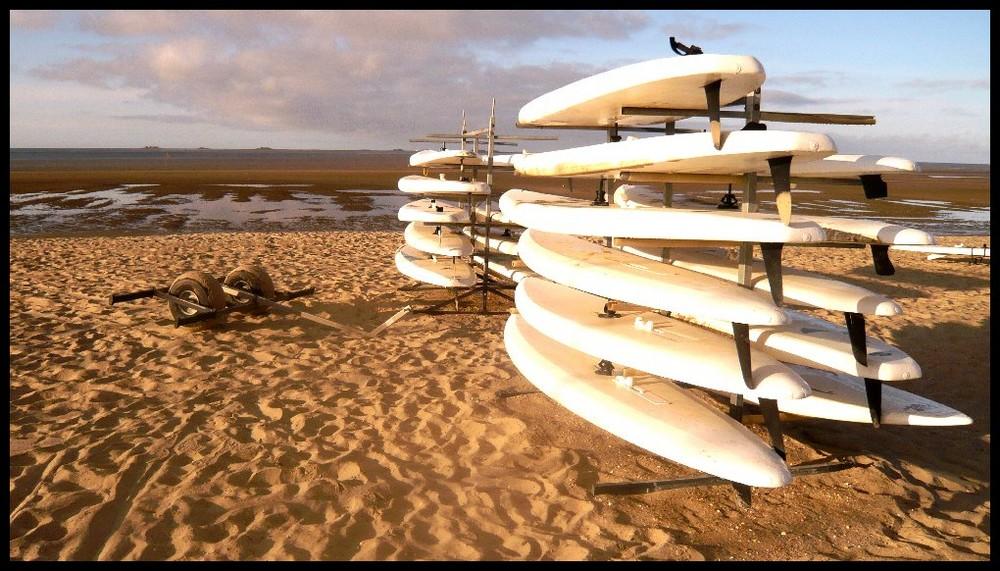 Surfer's Paradise .... Auf dem Weg zur Arbeit II ... 7.00 Uhr