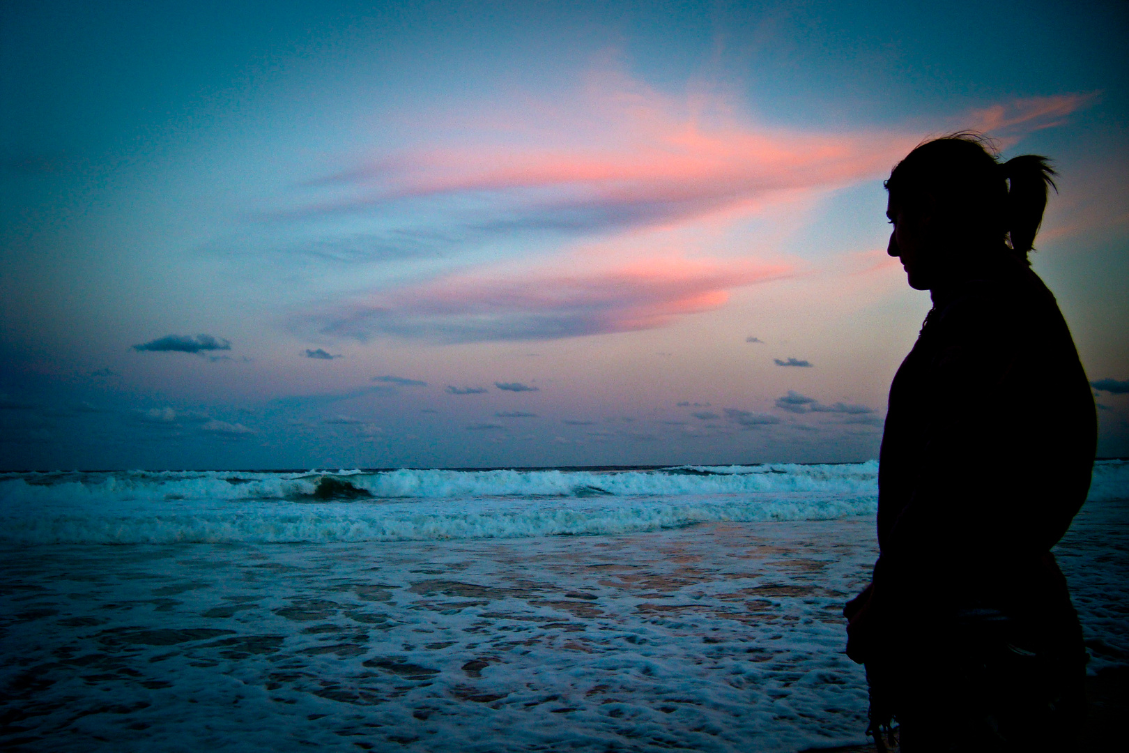 Surfers Paradise Sunset