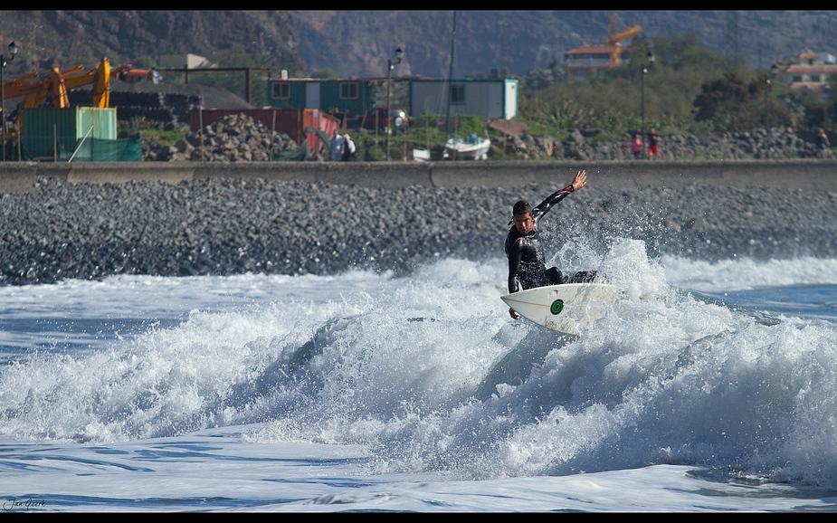 Surfin' Gomera