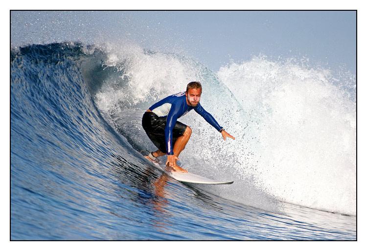 Surfing Fiji #1
