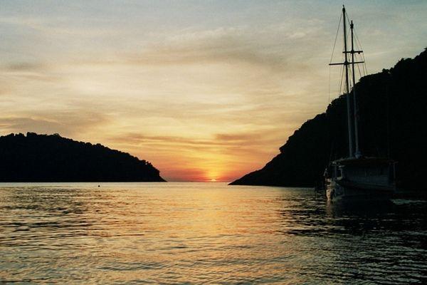 Surin Sunset